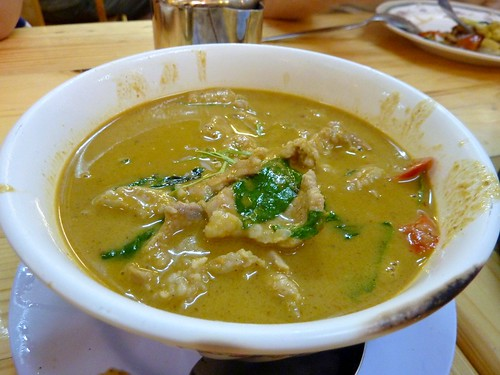 Pork Panaeng Curry