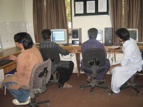 Rotary Community Centre - computer classes 02