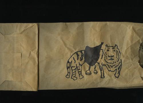 Lunch bag: 01/24/10 back