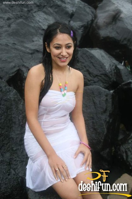 Actress and model Anjali Pandey