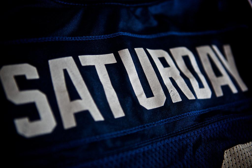 24/365: Next Stop - Super Bowl Sunday