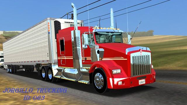 2004 Kenworth T800 Flattop 4307384071_a5ee3704c6_z