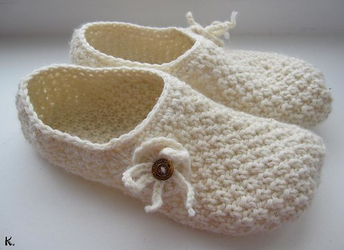 KnittedSlippers