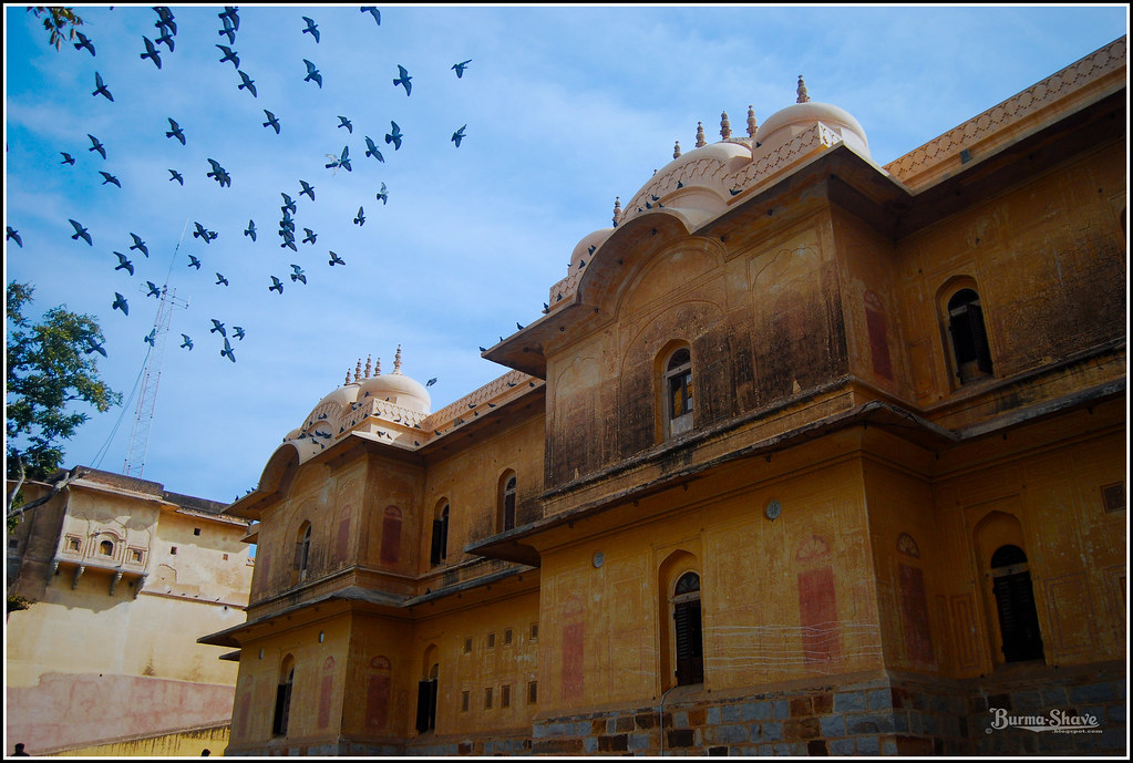 Madhavendra Bhavan, Nahargarh Fort
