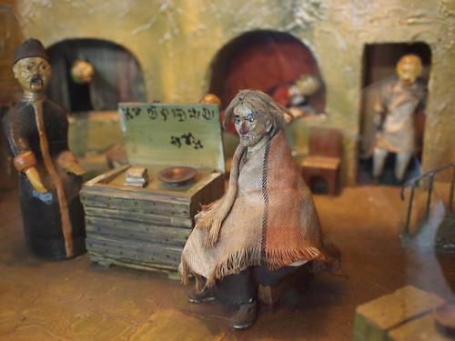 musée mécanique: the opium den