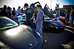 Ferrari & Lamborghini (<\| AbdulAziz Photo |\>) Tags: speed weekend international saudi arabia zain circuit riyadh 2010 reem