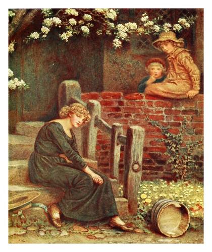 026- La fabula de la joven y el cubo de leche-Kate Greenaway 1905- Marion Spielmann y George Layard
