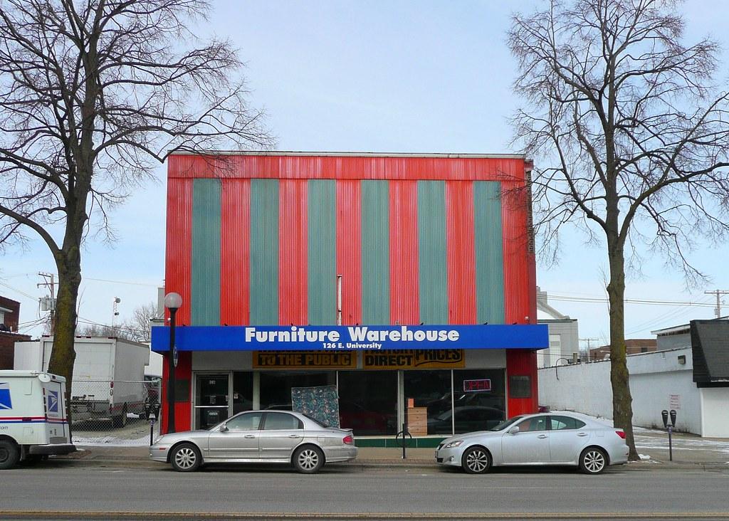 Champaign, IL Furniture Warehouse