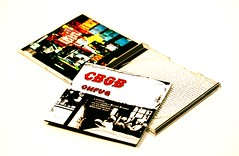 CBGBs Tribute to Hilly cd (chadsawyer) Tags: cd tribute hilly cbgbs