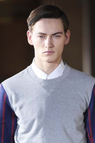 Jakob Hybholt3502_FW10_Paris_Dries Van Noten(diorboy@mh)