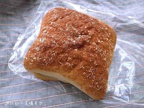 六福麵包三星蔥
