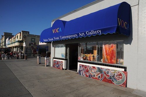 Venice Ocean Front Contemporary Art Gallery
