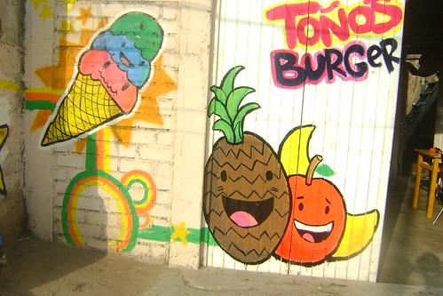 toño¨s burger