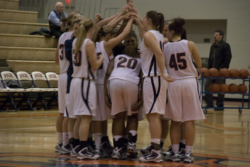 Baker Women's Basketball
