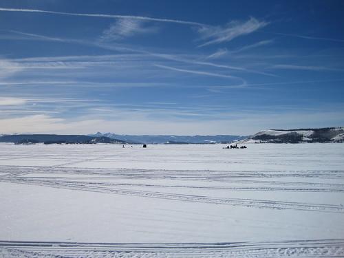 Lake Granby Panorama