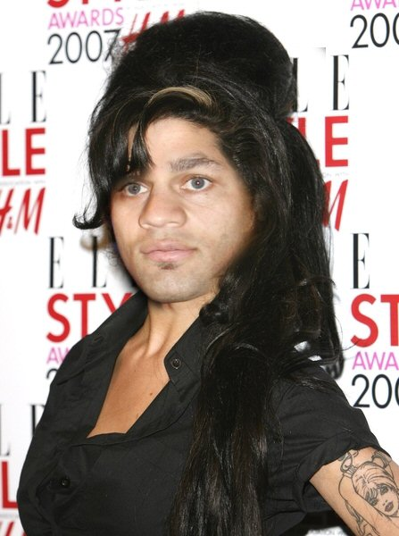 Josh Koscheck Amy Winehouse