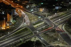 Kuwait City (M. AL-MANSOUR (Q8)) Tags: city nikon towers kuwait mishal alhamra   d90 almansour    18105mm