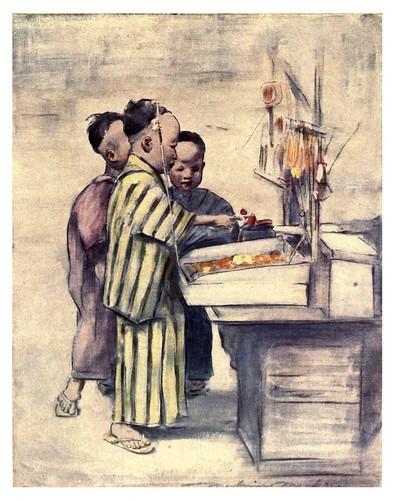 005-Compañeros de juegos-Japan  a record in color-1904- Mortimer Menpes