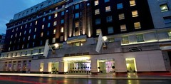 The luxury Cumberland Hotel in London by Guoman