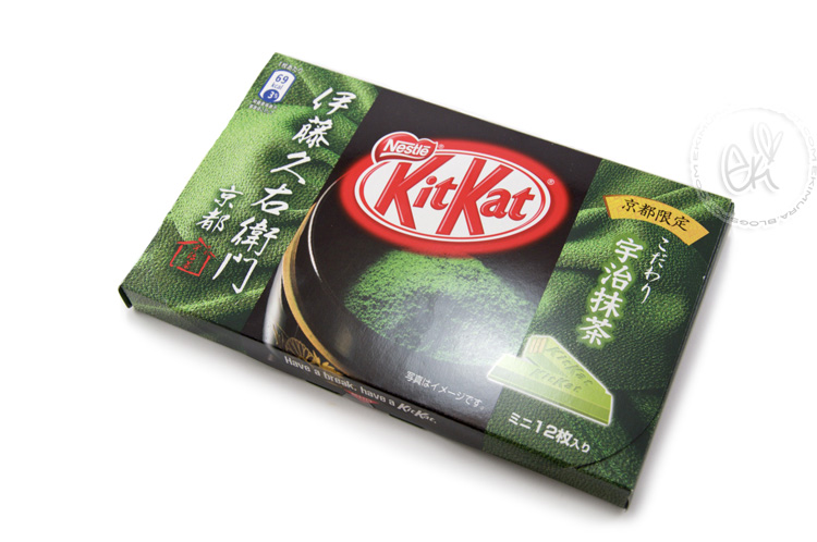 kit kat kyoto matcha green tea