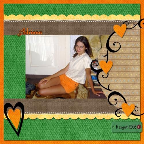 adriana portocaliu