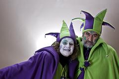 ¡Carnaval! (Iñigo Ochoa/ I 8a) Tags: carnival cactus españa spain minolta sony flash alfa 1750 carnaval joker alava 28 alpha tamron euskalherria euskadi basquecountry paisvasco arlequin strobist 3500xi hvl42am vitoia 350a350