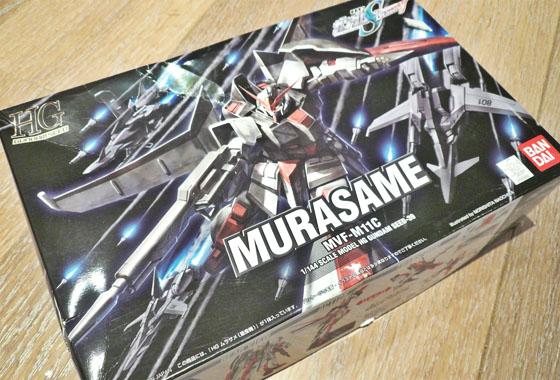 First Impressions: HG 1/144 MVF-M11C Murasame