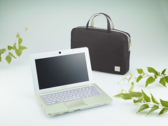 VAIO W Eco Edition with carry bag (Sony Australia and New Zealand) Tags: w series vaio