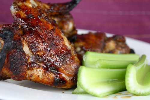 Caribbean Chicken Wings