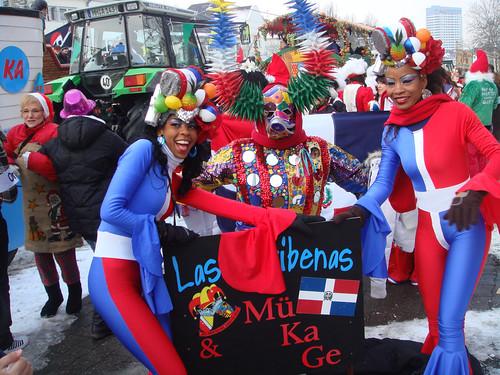 Carnaval Dominicano en Alemania