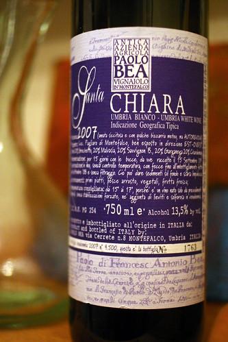'07 Santa Chiara Bianco