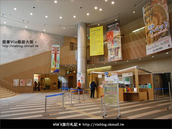 【via關西冬遊記】大阪歷史博物館~探索大阪古城歷史風情5