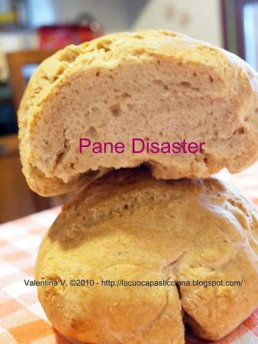 Pane Disaster