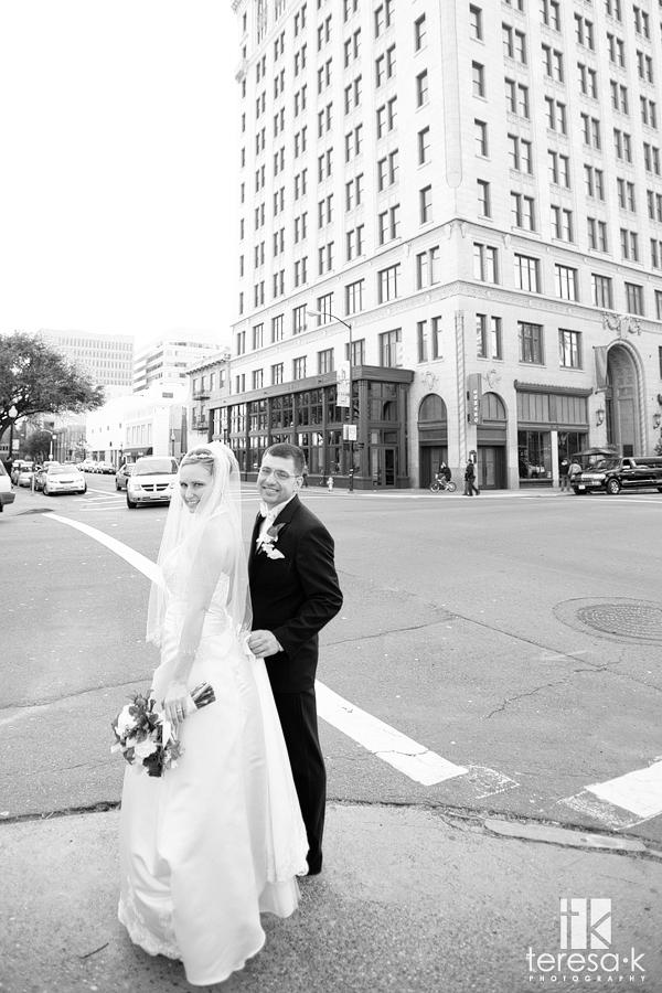 Daniel and Carol - Sacramento Valentine's Day wedding, the Citizen Hotel, Sacramento Wedding Photographer Teresa K