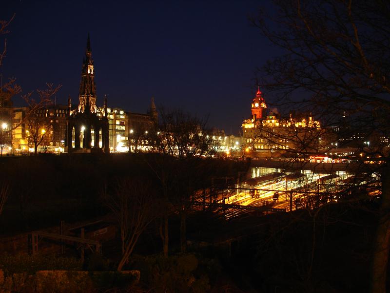 Edinburgh City Center 6