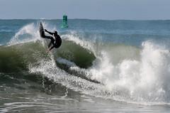 Cutback (fgfathome) Tags: surf wave rodeobeach cutback