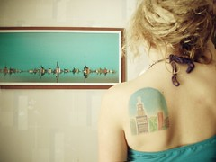 Dreams of the Big City (Rowena R) Tags: colour tattoo cityscape r themed urbanplanning rowena dreamsofthebigcity
