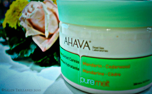 56/365 Body Cream Gel