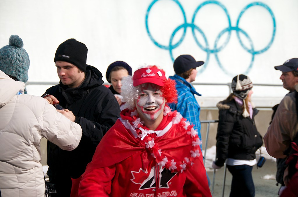 Team Canada Fan