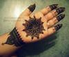 Mandala design © NJ's Unique Henna Art © NJ's Unique