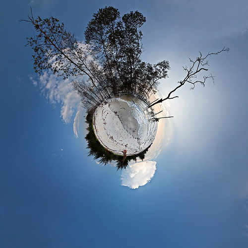 my 1st try on spherical panorama