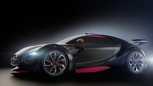 Citroën Survolt Concept (2010)