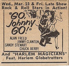 1960 Go, Johnny Go! (Prague Theatre, New Prague, MN)