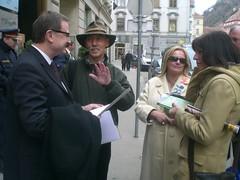 Regierungsklausur in Graz