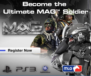 MAG GameBattles - Become the Ultimate MAG Soldier