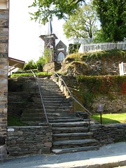 Harpers Ferry National Historic Park (Jasperdo) Tags: history stairs nationalpark nps historic civilwar westvirginia harpersferry stpeterschurch stonestaircase harpersferrynationalhistoricpark