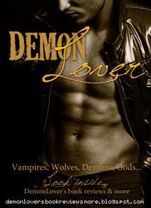Demon Lover's Book Reviews Blog Button