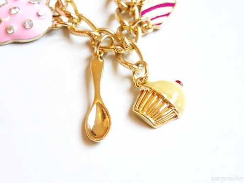candy shop charm bracelet 6