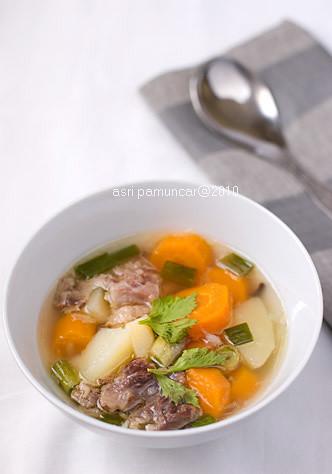 soup padang