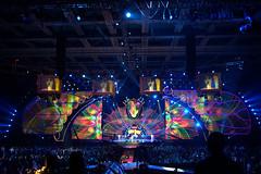 Muz TV Awards Gala Rental Staging DLP (Christie Digital) Tags: show digital video display projector stage projection christie awards gala christiedigital muztv rentalstaging